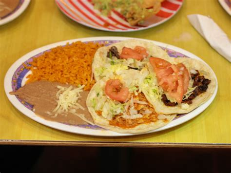 taco dinner lunch in the loop la cocina mexican grill chicago