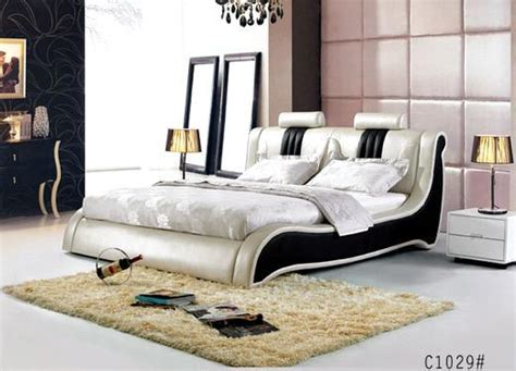 modern furniture china pin leather bed ysj c1029 from yiso furniture china modern