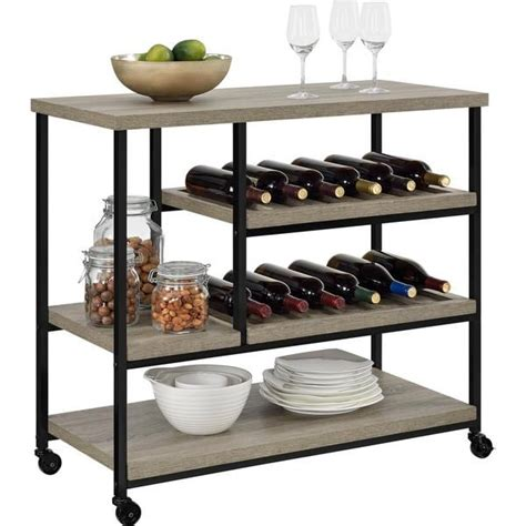 used kitchen islands 1000 ideas about rolling kitchen cart on