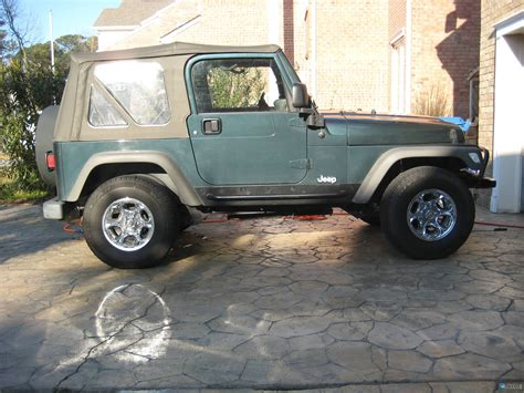 Jeep 31 Tires Picture Request 3 25 Quot Lifts With 31 Quot Tires