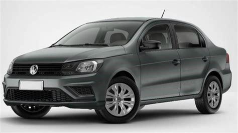 Volkswagen Linha 2020 by Linha 2020 Dos Volkswagen Gol Voyage E Saveiro Robust