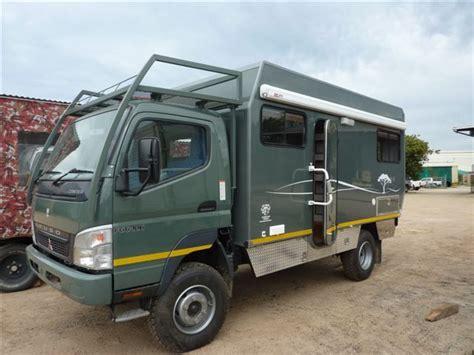 mitsubishi fuso 4x4 expedition vehicle mitsu fuso cer exles expedition portal canter