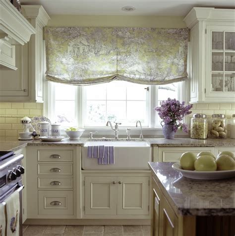 Ideas For Kitchen Window Curtains 15 Kitchen Window Curtains For Window Decoration