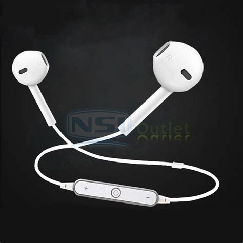 Earphone Wireless Iphone wireless bluetooth headset stereo sport headphones earphones for iphone samsung ebay