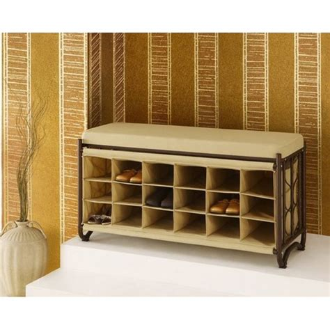 cubby bench with cushion 1000 ideas about shoe cubby on pinterest cubbies shoe