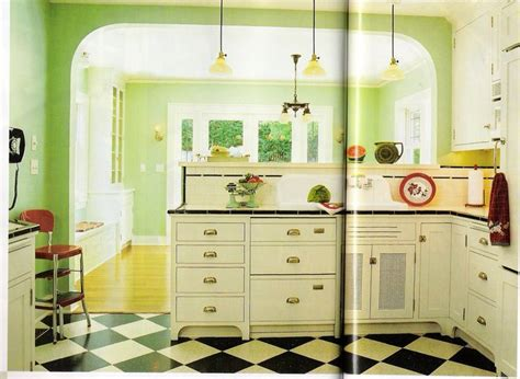 Retro Kitchen Design 1000 Images About Vintage Kitchen Ideas On 50s Kitchen Stove And Clock