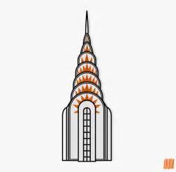 Chrysler Building Vector Chrysler Building Vector Cliparts Co