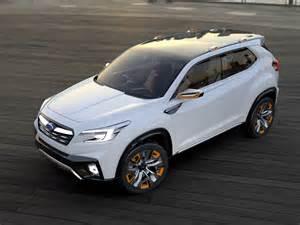 Subaru Net Subaru 2016 Impreza Tokyo Show Subaru Teases Concept