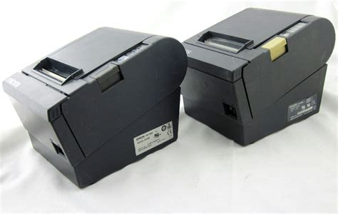Epson Receipt Template by 2 Epson M129b And M129c Pos Thermal Point Of Sale Receipt