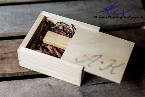 Wedding Post Box Lewis by Wedding Photography In Handmade Gift Box Pensacola