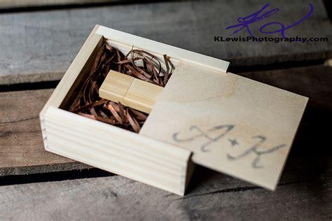wedding box lewis wedding photography in handmade gift box pensacola