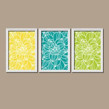 Yellow Wall Art Black And Turquoise Bathroom Turquoise And Yellow Bathroom Wall Art