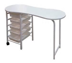 Unique Reception Desks Manicure Table