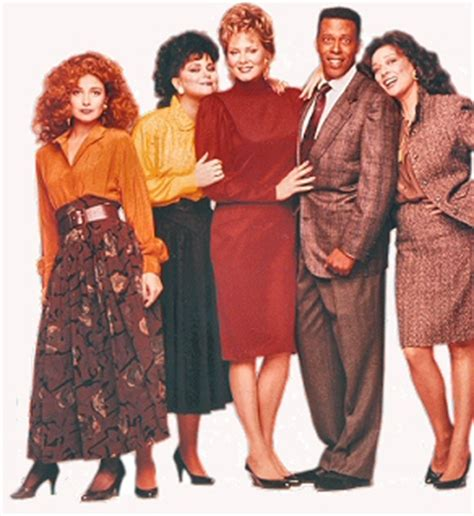 cast of designing women designing woman