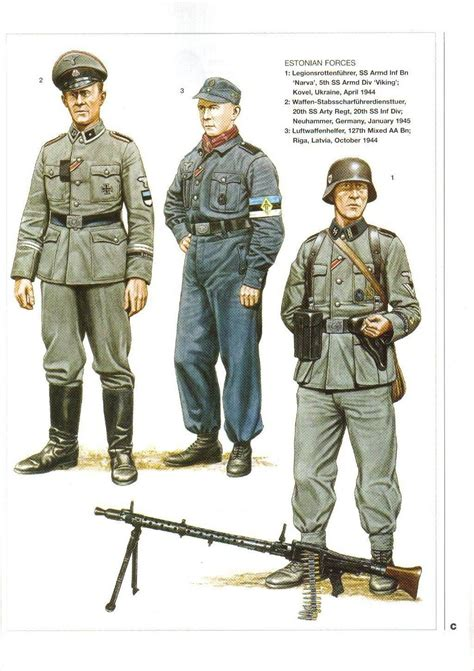 waffen ss la guardia 8476308442 pin by mello on uniform german uniforms history and ww2 uniforms