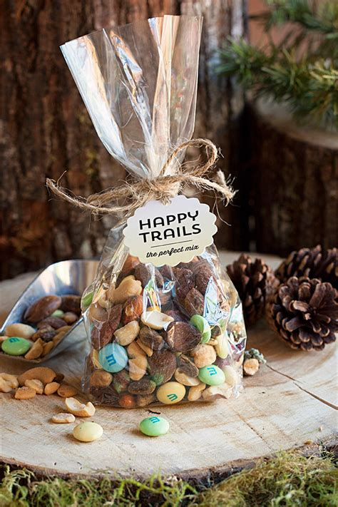 themes mix forest wedding welcome basket weddings ideas from evermine