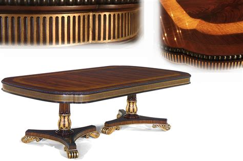 large high end mahogany dining table antique reproduction extra large antique reproduction mahogany dining table