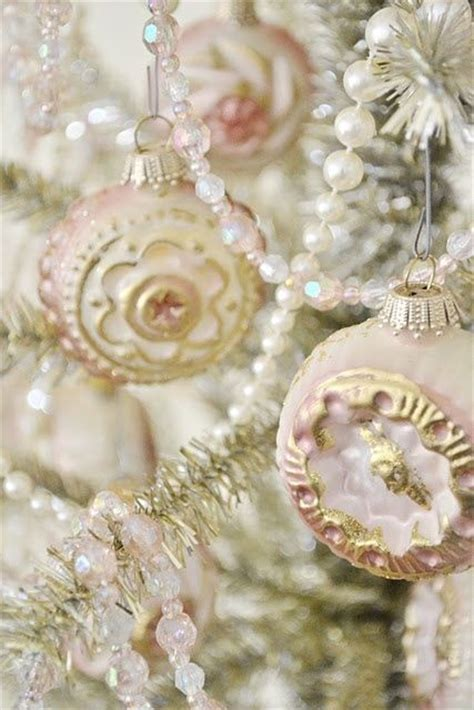 vintage pink ornaments vintage pink ornaments pictures photos and