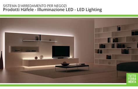 illuminazione mobili led e accessori per illuminare della casa armadi e