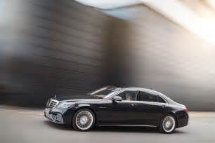 Mercedes S 2018 Mercedes S Class Look Review Motor Trend