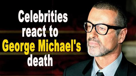 how did george michael die singer suffered heart failure george michael dies at 53 celebrities react to george