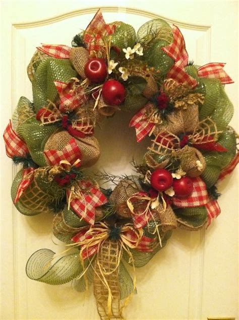 27 best images about deco mesh wreaths on