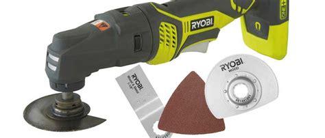 one multi tool review ryobi one multi tool rmt1801m bob mckay s