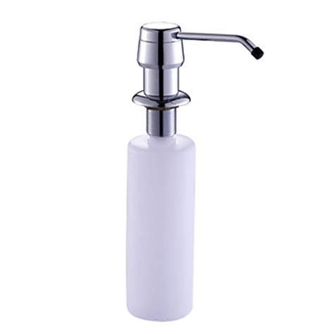Soap Dispensers For Kitchen Sink Kitchen Soap Dispenser Crowdbuild For