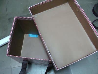 Tas Kosmetik Serba Guna hari 6 cara membuat kotak serba guna dari kardus bekas