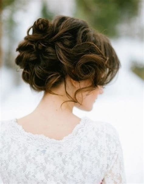 Curly Wedding Hairstyles by Curly Updo Wedding Hairstyles Hairstyle Hits Pictures