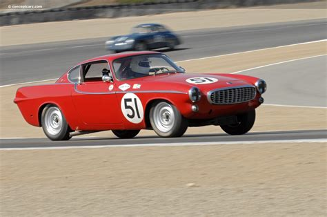 volvo p1800 concept car auction results and data for 1961 volvo p1800