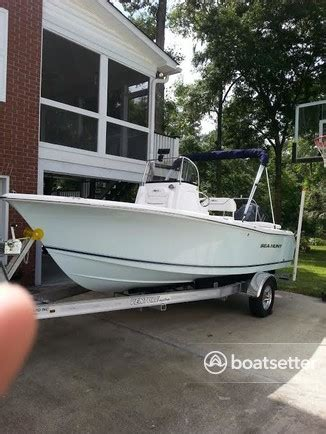 sea hunt boats charleston sc rent a 2015 20 ft sea hunt boats ultra 196 in north