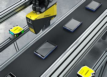 precision robot guidance consumer electronics   cognex
