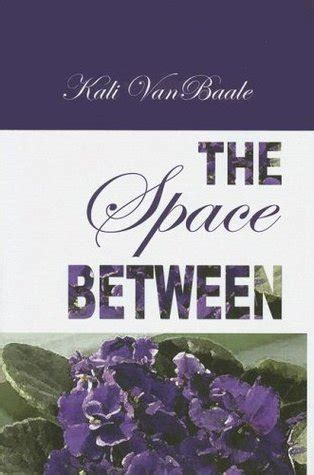 between the spaces books the space between by kali vanbaale reviews discussion