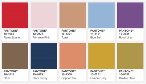 trend colour appletizer