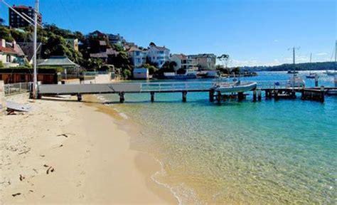 yacht club wolseley road secret sydney beaches