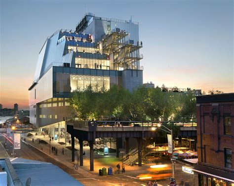 Celebrating Home Interior by The New Whitney Museum The Meat Packing District Nyc