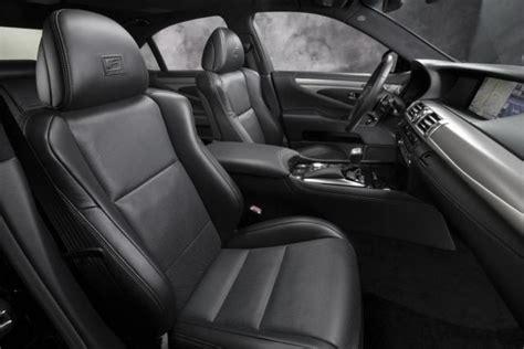 lexus ls 460 reclining back seat picture other 2013 lexus ls460 f sport passenger seat jpg