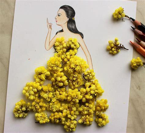 3d Home Interior Design ad paper cutout art fashion dresses edgar artis 20
