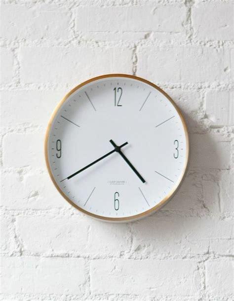 minimalistic wall clock 1000 ideas about minimalist wall clocks on pinterest