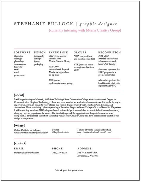 21 best well designed resumes images on resume