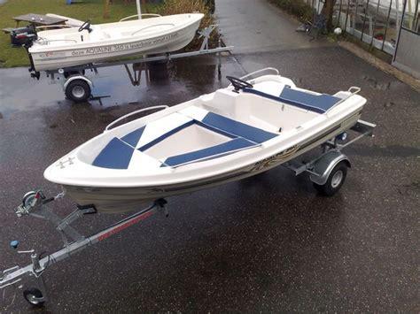 boot met stuur kopen vdm watersport polyester