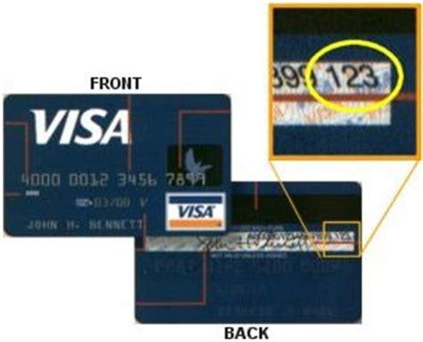 Cvv On Amex Gift Card - bible com cvv2 credit card number definition