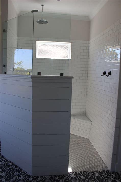 Shiplap Bathroom Wall Home Bunch Interior Design Ideas