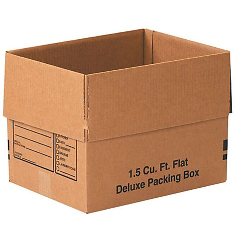 office depot brand deluxe moving boxes 16 x 12 x 12 kraft