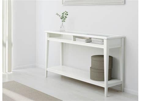 Ikea Gualov Meja Tamu Penyimpanan 60 Cm meja konsol modern kontemporer ikea