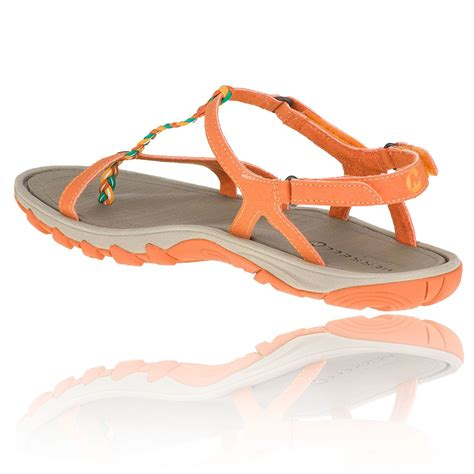 merrell water sandals womens merrell enoki twist womens orange water resistant walking