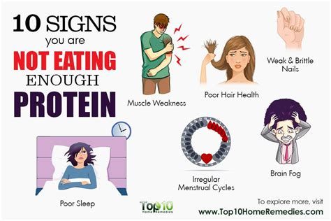 s protein deficiency 10 signs you are not enough protein top 10 home