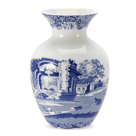 Italian Vases by Spode Blue Italian Vase Spode Uk