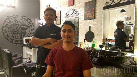 Pomade Di Jogja captain barbershop jogja yogya gudegnet